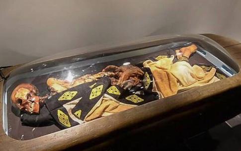 Hình xăm và những bí ẩn về 'xác ướp trinh nữ' 2.500 tuổi tại Nga
