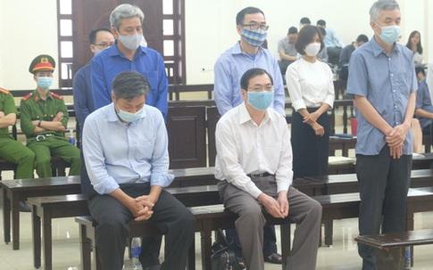 """Xét xử cựu Bộ trưởng Vũ Huy Hoàng và đồng phạm: VKS đề nghị luật sư """"học lại"""" luật"""