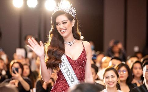 Khánh Vân sẽ ra sao khi đến Mỹ thi Miss Universe giữa lúc COVID-19 căng thẳng?