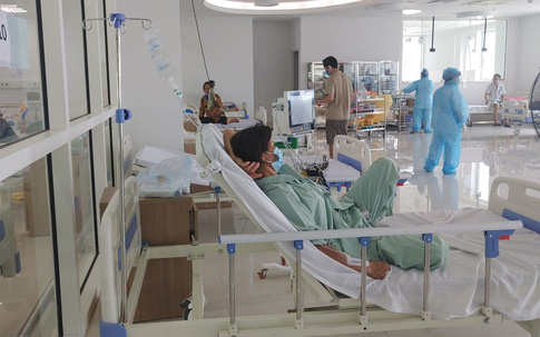 Bộ Y tế từ chối đề nghị dành 200 giường ở BV Bạch Mai cơ sở 2 điều trị bệnh nhân COVID-19 của Hà Nội