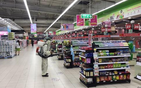 Cấp tốc truy vết người liên quan đến ca dương tính mua hàng ở BigC Thăng Long
