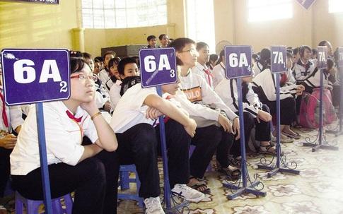 """Nhiều trường """"hot"""" tại Hà Nội điều chỉnh tuyển sinh vào lớp 6"""