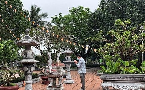 Từ 0h ngày 29/5, Hà Nội dừng hoạt động tôn giáo, tín ngưỡng tập trung