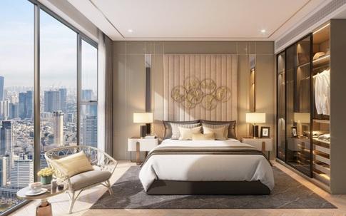 """Thiết kế căn hộ 2 phòng ngủ """"không góc chết"""" tại The Matrix One"""