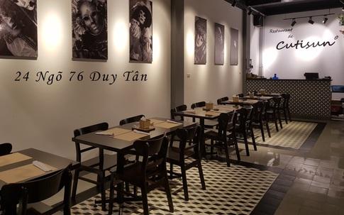 Nhà hàng, quán ăn chịu cảnh đìu hiu do ảnh hưởng của dịch COVID-19