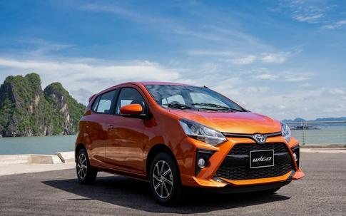 Toyota tung ưu đãi khủng cho Wigo phiên bản mới lên đến 20 triệu đồng