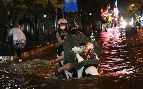 Áp thấp nhiệt đới mạnh lên thành bão, Hà Nội lên kịch bản ứng phó