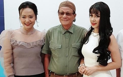 """2 nữ chính phim """"Người đẹp Tây Đô"""" mang ơn đạo diễn Lê Cung Bắc xúc động viết lời tiễn biệt"""