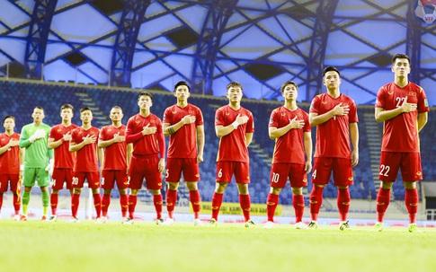 Danh sách 23 cầu thủ đội tuyển Việt Nam đăng ký thi đấu trận gặp đội tuyển UAE đêm nay