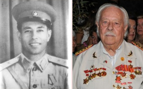 """Hùng tráng cuộc đời chàng trai người Hy Lạp trở thành chiến sĩ """"Bộ đội Cụ Hồ"""" ở Việt Nam"""