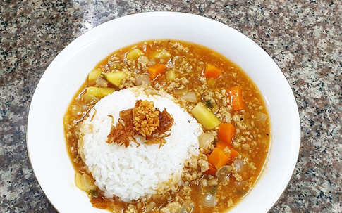 Cơm trắng với thịt băm mà kết hợp theo cách này thì đảm bảo ngon xuất sắc!