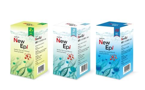 """NewEpi Plus - """"chuyên gia về da"""" từ Đài Loan cho bạn và gia đình"""