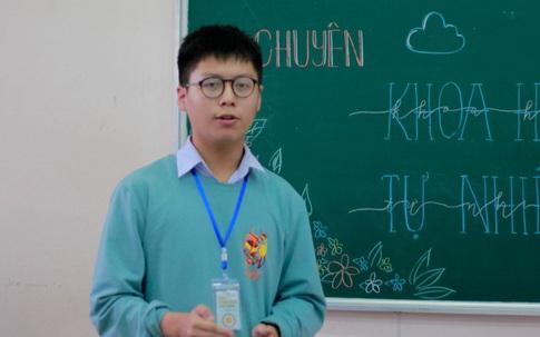 Nguyễn Thiện Hải An: Kỷ lục sinh ra là để phá