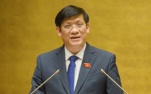Bộ trưởng Bộ Y tế Nguyễn Thanh Long tin rằng đại dịch COVID-19 sớm khống chế, đẩy lùi