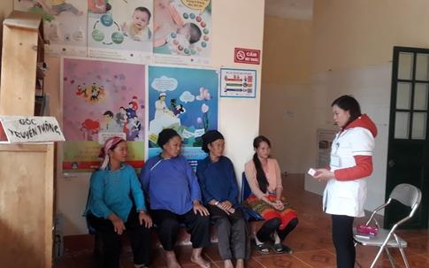Sinh đẻ có kế hoạch để nâng cao đời sống người dân ở huyện Si Ma Cai