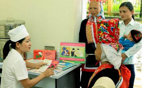 Tăng cơ hội tiếp cận dịch vụ y tế, chăm sóc sức khỏe sinh sản cho phụ nữ dân tộc thiểu số
