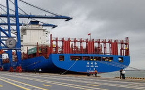 Cảng Hải Phòng vận chuyển miễn phí hàng hóa, vật tư y tế cho các tỉnh phía Nam chống dịch