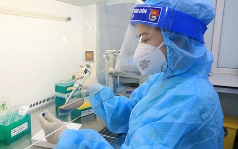 Nghệ An thêm 2 ca dương tính với SARS-CoV-2 và 3 ca tái nhiễm từ KCN Quang Châu