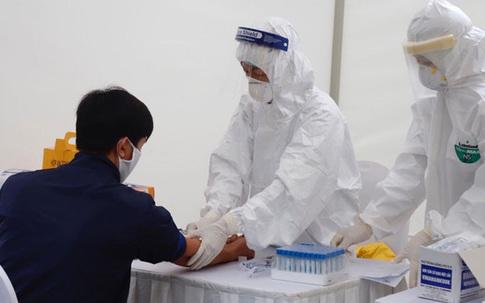 Hà Nội thông tin ca dương tính SARS-CoV-2 qua xét nghiệm sàng lọc lần 1 ở Mỹ Đức