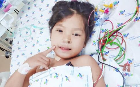 TP.HCM: Bé gái 10 tuổi bị viêm cơ tim được cứu sống ngoạn mục