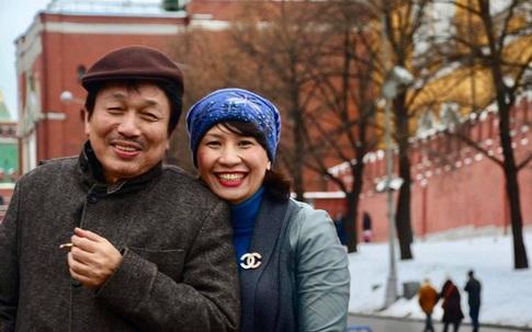 """Vợ nhạc sĩ Phú Quang: """"Giá như anh được ghi nhận lúc còn khỏe mạnh..."""""""