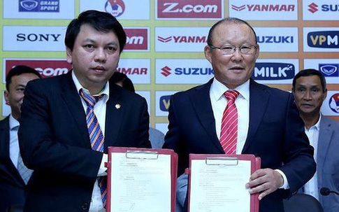 HLV Park Hang Seo bất ngờ nói nước đôi về chuyện gia hạn hợp đồng