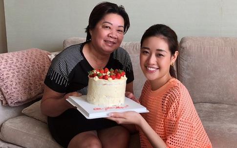 Người mẹ mạnh mẽ của hoa hậu Khánh Vân
