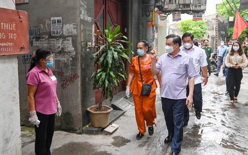 Hà Nội: 7.500 giường bệnh phục vụ COVID-19 ở quận Hoàng Mai sắp được kích hoạt hết công suất