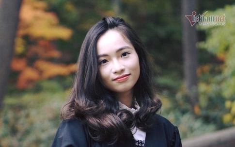 Cô gái Việt đỗ học bổng bác sĩ toàn phần ở Johns Hopkins
