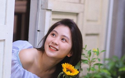 Thiếu nữ xinh đẹp sinh năm 2003: Vừa học vừa tập kinh doanh nuôi bản thân