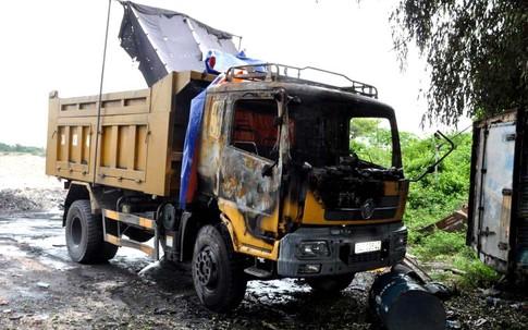 Người đàn ông ở Hải Dương bị đốt xe ô tô vì nợ hơn 2,5 tỷ đồng tiền cá độ bóng đá