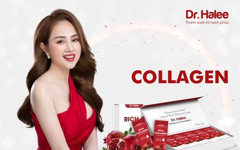 Tại sao sản phẩm Rich Collagen Pomegranate của Dr Halee lại hot như vậy?