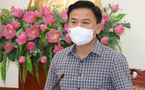 """Bí thư Tỉnh ủy Thanh Hóa yêu cầu thực hiện tốt phương châm """"2 chống, 3 xây"""" trong công tác phòng chống dịch COVID-19"""