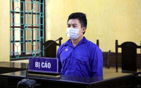 """Vĩnh Phúc: Tuyên phạt 18 tháng tù kẻ """"thông chốt"""" kiểm dịch"""
