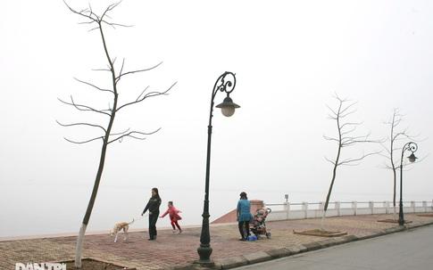 Ngắm cảnh lãng đãng của Hồ Tây cách nay hơn một thập niên