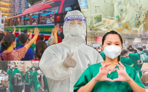 """""""Tung chiêu sự đã rồi"""", đôi vợ chồng mới cưới ở Bệnh viện Bạch Mai lao vào điểm nóng"""