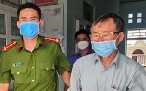 Trưởng văn phòng công chứng bị bắt tạm giam