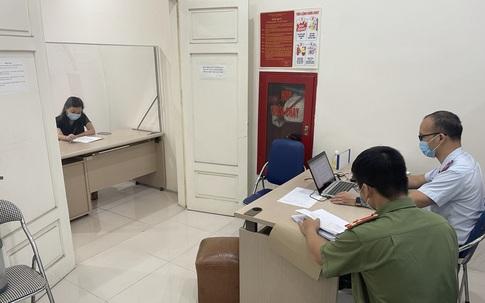 """Rêu rao Hà Nội có 3.000 chốt, mỗi phường 10 chốt kiểm soát dịch, người phụ nữ nhận """"án"""" phạt nặng"""