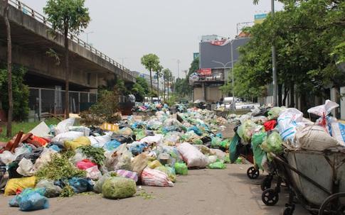 Quảng Ninh: Rùng mình cảnh rác thải bủa vây cuộc sống người dân