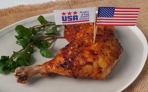 Vào bếp với các món ăn từ Gà Mỹ cùng Helen Le
