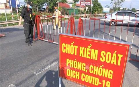"""Lần thứ 4 """"thông chốt"""" kiểm dịch, thanh niên ở Hà Nội bất ngờ bị phát hiện dưong tính SARS-CoV-2"""