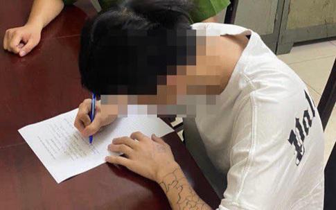 Xử phạt nghiêm khắc nam thanh niên vi phạm còn thách thức công an