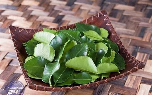 Lá chanh ở Việt Nam mọc đầy vườn, xin đâu cũng có nhưng mang sang nước ngoài bán 6,35 triệu đồng/kg