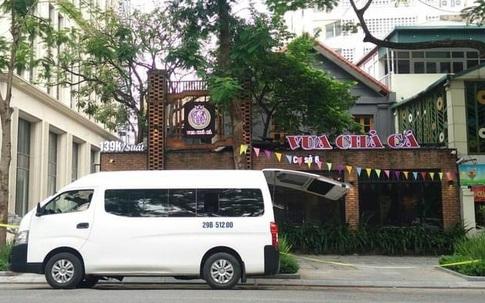 Hà Nội: Phát hiện thi thể trong nhà hàng Vua chả cá