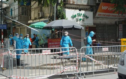 Từ ngày mai, Hà Nội áp dụng hàng loạt biện pháp chống dịch cao hơn mức bình thường