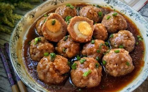 Thịt lợn băm ra kết hợp với nguyên liệu này, vo viên lại rồi sốt lên vừa ngon 'nhức nách', vừa bổ vừa thơm