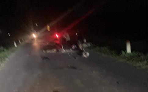 Tai nạn giao thông kinh hoàng, 5 người tử vong đêm Trung thu
