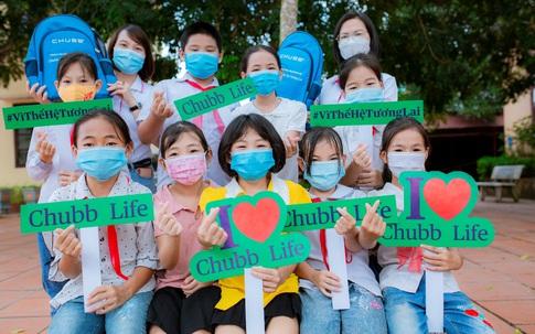 """Chubb Life Việt Nam viết tiếp hành trình """"Chubb Life - Vì thế hệ tương lai"""" 2021 với nhiều hoạt động ý nghĩa"""
