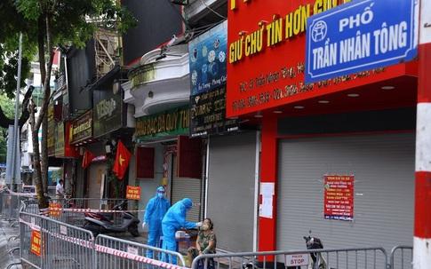 Hà Nội: Đã có kết quả xét nghiệm 168 người liên quan ca COVID-19 tử vong ở phố Trần Nhân Tông