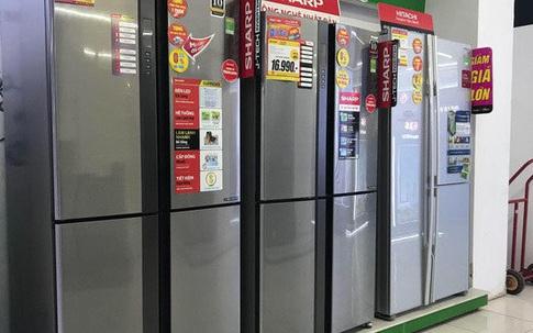 Tủ lạnh giảm giá 'sập sàn', chưa đến 5 triệu mua được hàng ngon